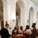 Giornata di festa ieri per le comunità di Civita e del Centro SAI