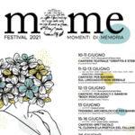 """La """"Memoria del corpo"""". Parte domani la terza edizione del MoMe Festival"""