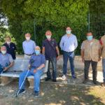 Cittadinanza attiva a Vena di Maida, alcuni cittadini si occupano della villetta