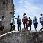 """La """"Memoria del corpo"""". Grande partecipazione al trekking archeologico"""
