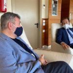 Ambasciatore Germania in Calabria, Spirlì: «Cooperazione possibile»