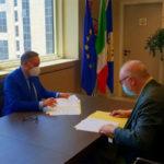 Condizionalità in agricoltura, siglata convenzione regionale tra Arcea e dipartimento Salute