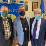 Dulbecco Institute, Spirlì firma protocollo d'intesa