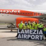 Aeroporti: Lamezia accoglie il primo volo EasyJet da Berlino