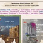 """Premio letterario nazionale """"Dario Galli"""", seconda edizione premiazione vincitori"""