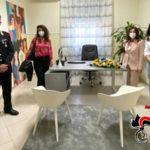 """Palmi: inaugurata presso il comando compagnia carabinieri la """"stanza tutta per sé"""""""