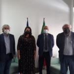 Patti territoriali Calabria incontra sottosegretario Nesci