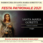 Lamezia: al via novena santa Maria Goretti