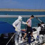Migranti: nuovo sbarco a Crotone, arrivati in 65