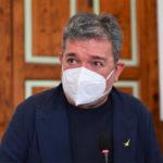 Incendi Calabria, Spirlì: «Attivi 57 roghi, lavoriamo per far rientrare emergenza»