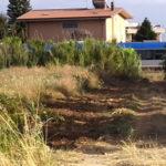 """Casapound, incendio al campo rom Scordovillo, """"situazione inaccettabile"""""""