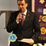 Andrea Parisi nuovo presidente Lions Club Lamezia Host