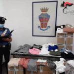 Cosenza: capi d'abbigliamento rubati da alcuni negozi del centro