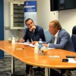 Occhiuto, incontra i vertici di Confartigianato Imprese Calabria