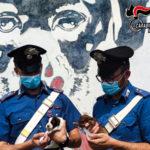 Carabinieri salvano sette cuccioli abbandonati, denunciato 23enne