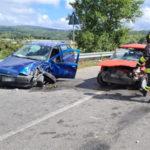 Incidente fra Decollatura e Soveria Mannelli, due feriti: interviene elisoccorso